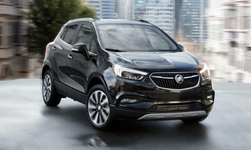 2019 Buick Encore Essence: It's not your grandma's car