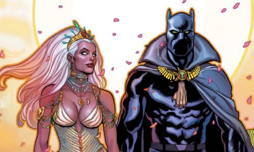 Dark Phoenix's Alexandra Shipp rejects idea of Black Panther and Storm relationship in MCU