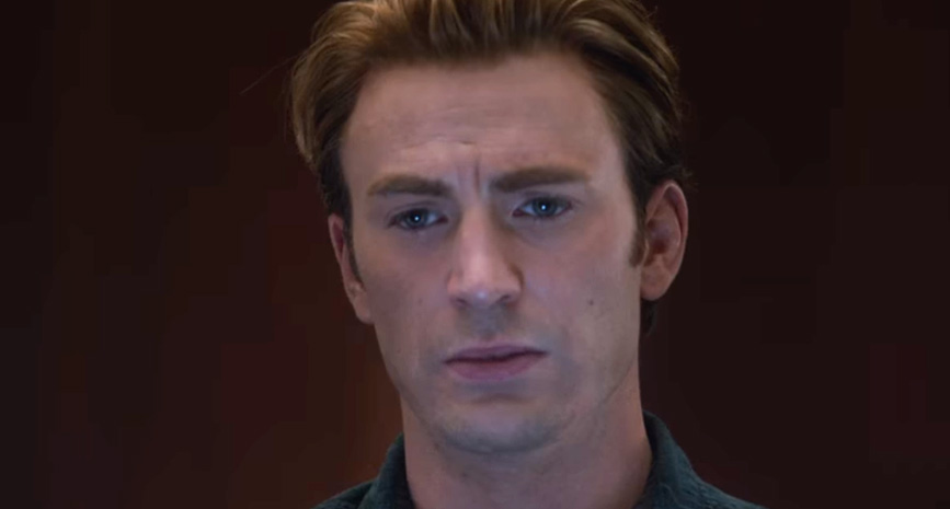 Captain America Uses Bad Language In New Avengers Endgame