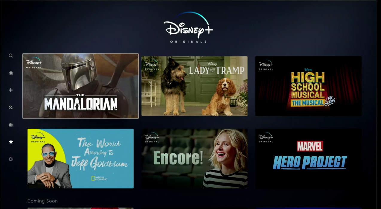 disney  to cost  6 99 monthly with november 12 launch date