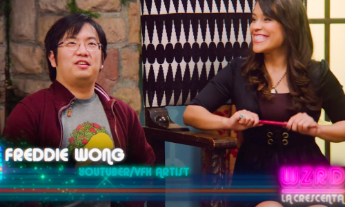 RocketJump's Freddie Wong joins this week's Live From WZRD
