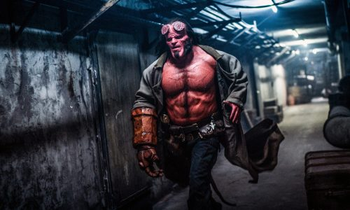 Hellboy reboot disappoints at box office with $12 million opening