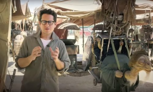 J.J. Abrams reveals he had a small window of time to make Star Wars: Episode IX