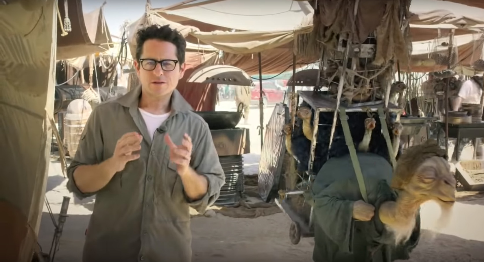 JJ Abrams Star Wars Force Awakens Star Wars: Episode IX