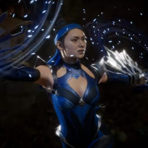 Kitana shows off moves and fatality in Mortal Kombat 11 gameplay reveal trailer