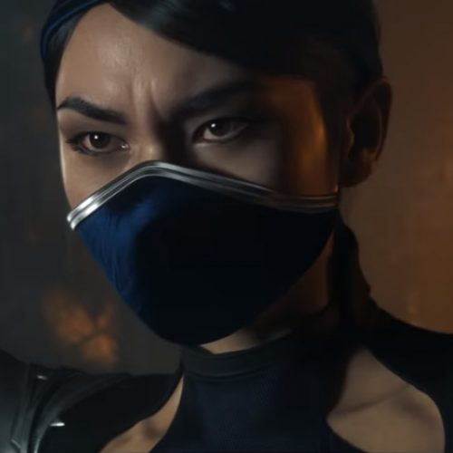 Kitana officially revealed as playable character in Mortal Kombat 11