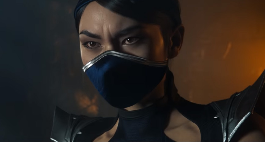 Kitana Officially Revealed As Playable Character In Mortal Kombat 11 Nerd Reactor