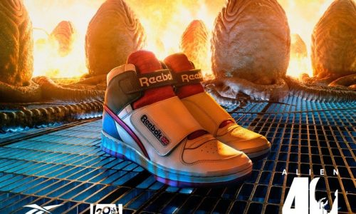 Reebok to release upgraded Alien Stomper sneakers for Alien 40th Anniversary