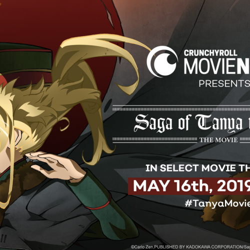 Crunchyroll Movie Night brings Saga of Tanya the Evil to the big screen