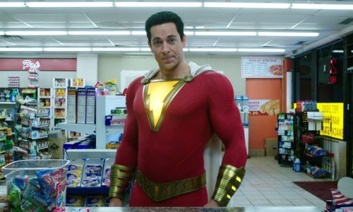 Shazam! opens with $53 million at domestic box office