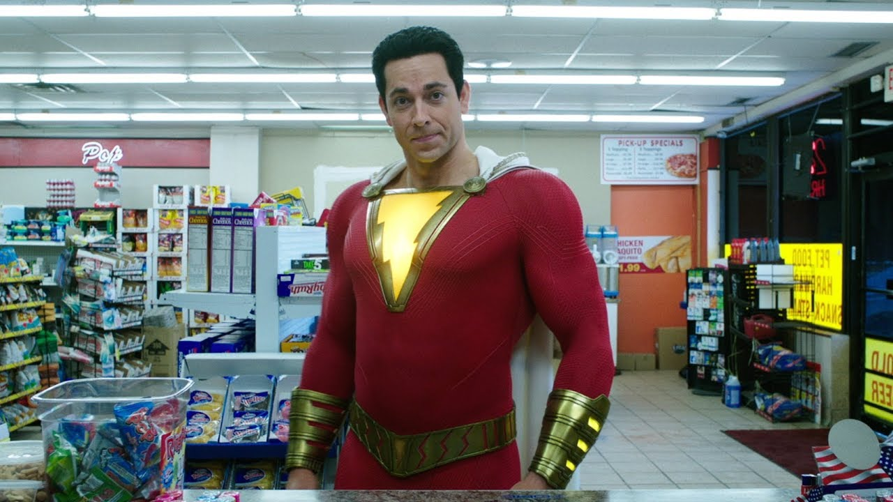 Shazam! opens with $53 million at domestic box office - Nerd Reactor