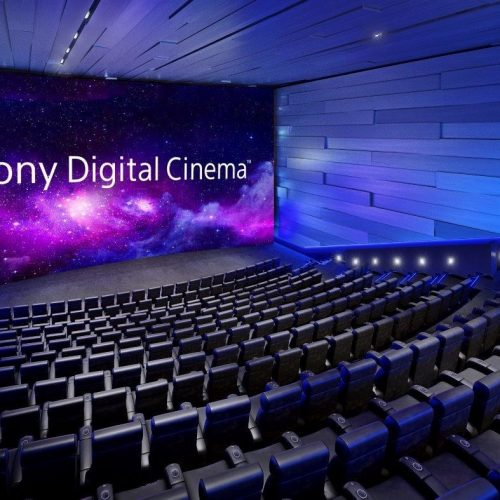Sony's first premium large format experience, Sony Digital Cinema, is spectacular