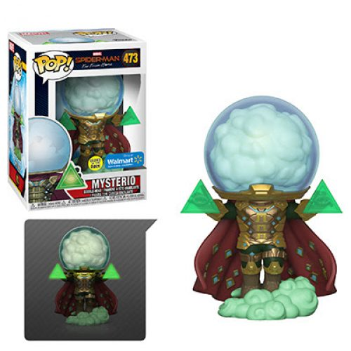 Spider-Man: Far From Home Funko Pops to feature Mysterio and other villains