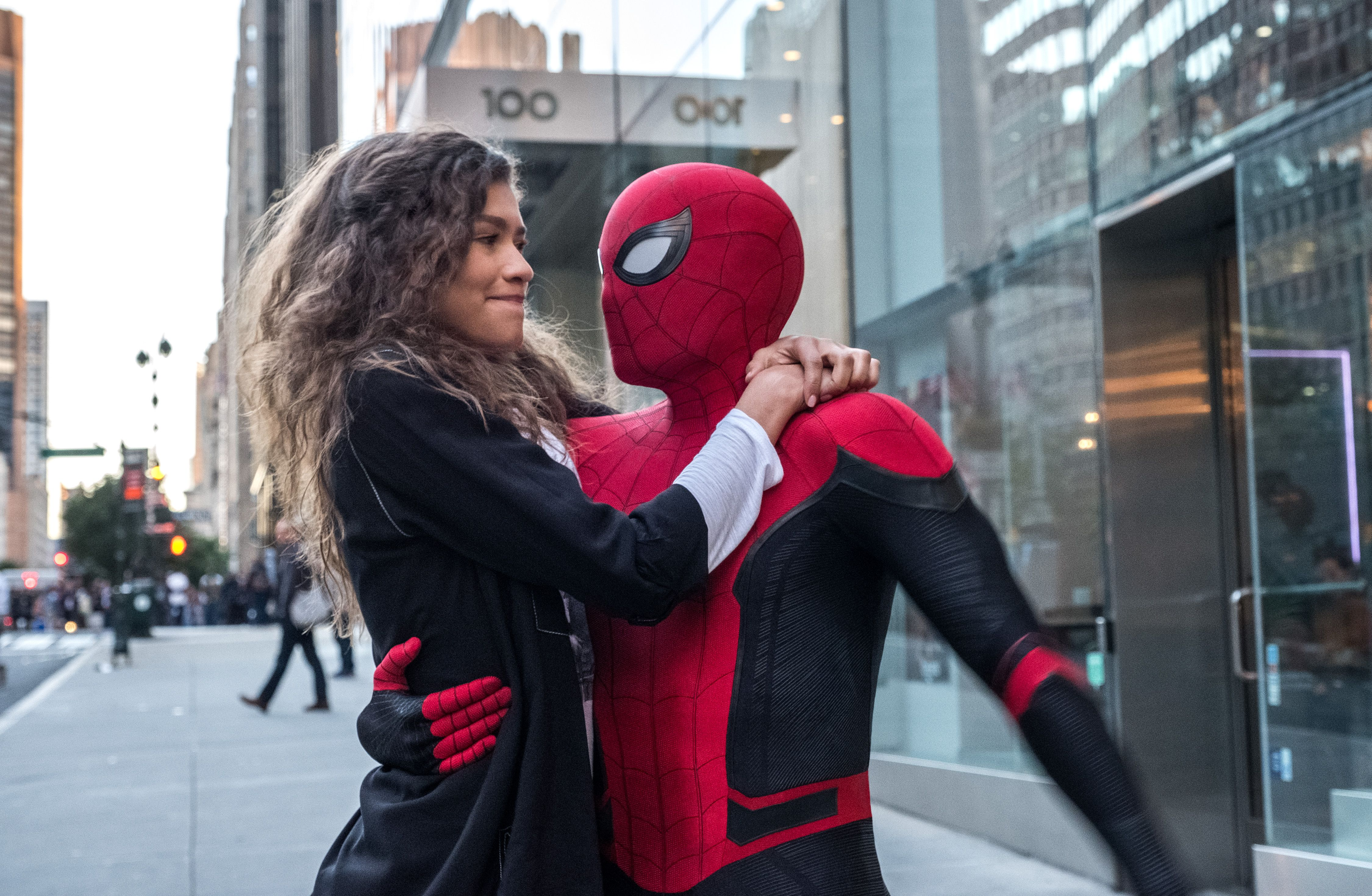 Spider-Man: Far From Home MJ