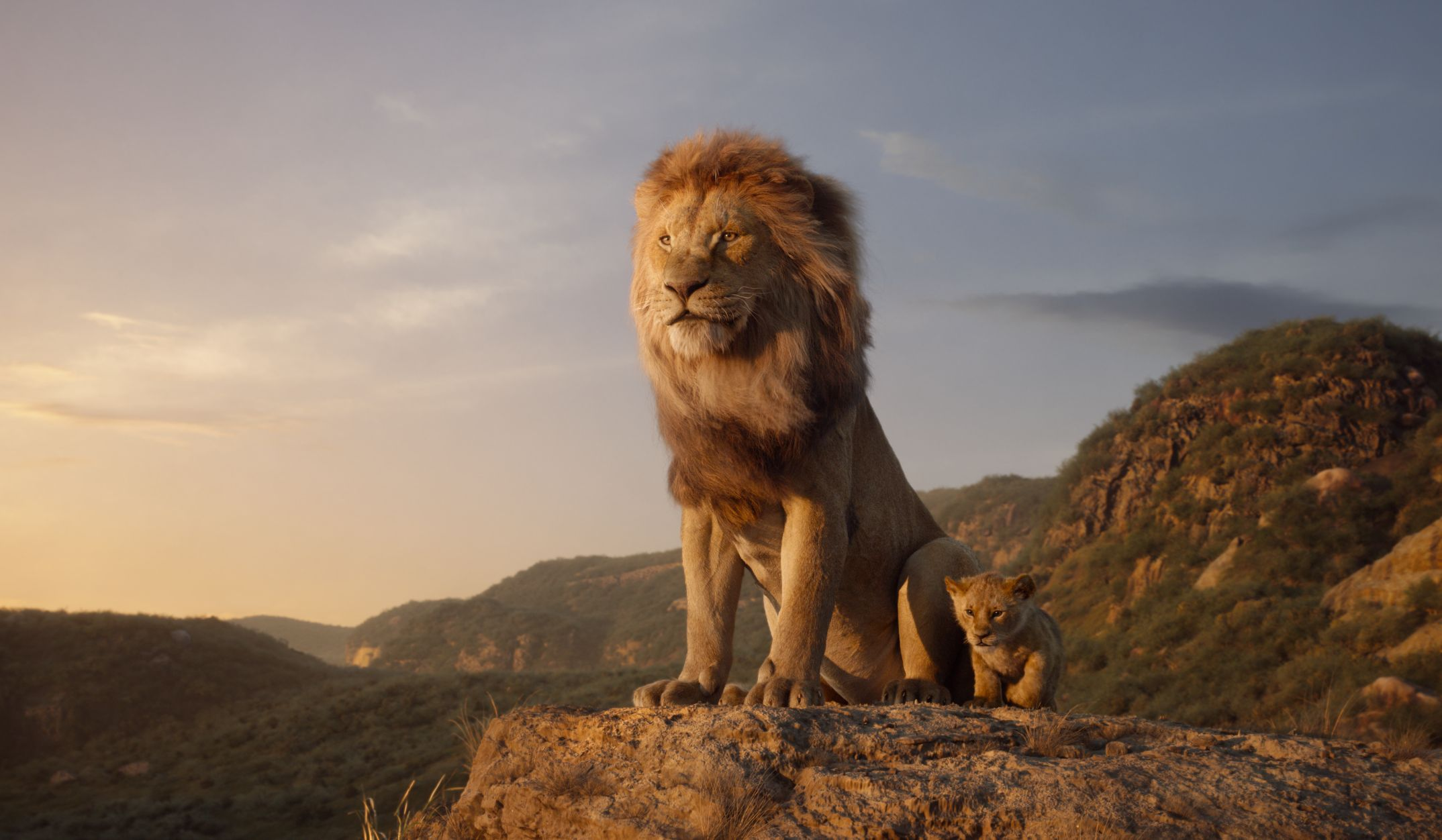The Epic 'Lion King' Trailer Includes The Debut Of Timon And Pumbaa