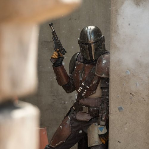 Check out The Mandalorian official photos plus leaked 7-minute preview