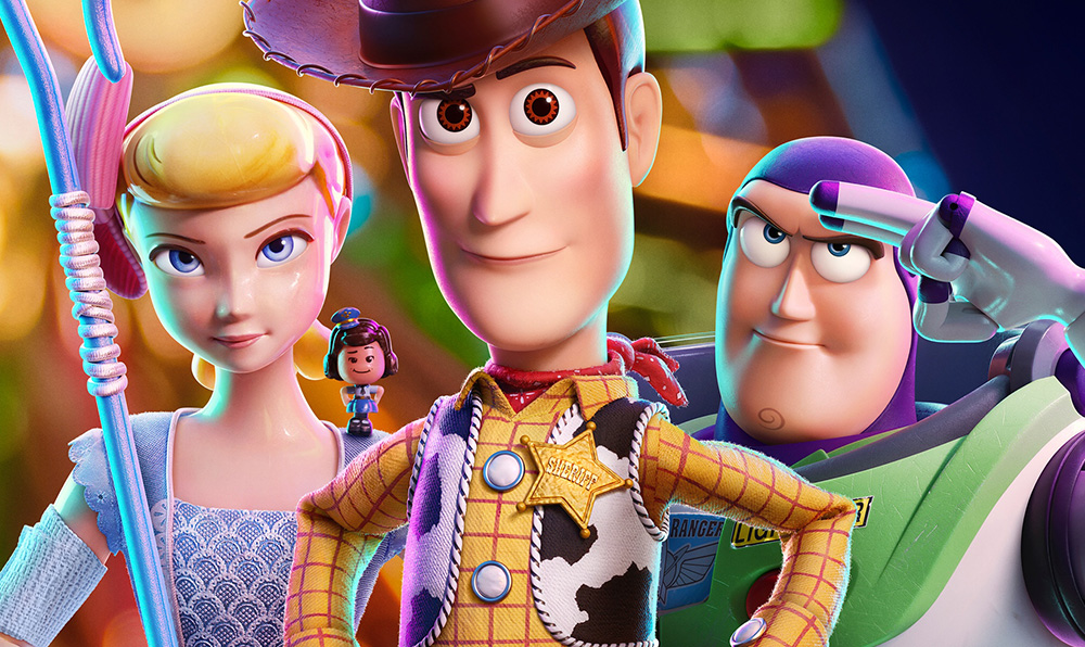 Toy Story 4 Final Poster thumb