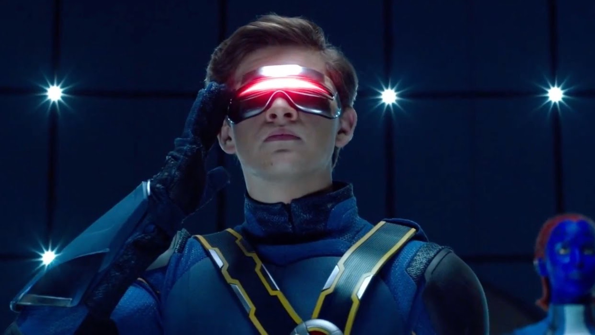 Tye Sheridan Cyclops X-Men Dark Phoenix