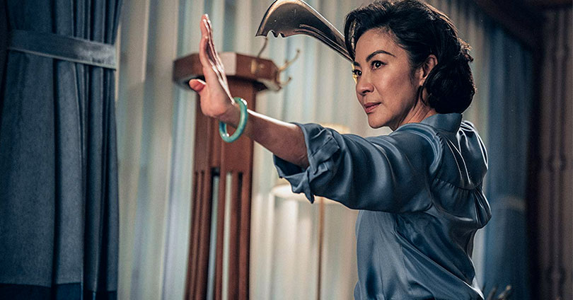 Master Z: Ip Man Legacy - Michelle Yeoh