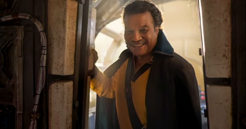 Star Wars: The Rise of Skywalker - Billy Dee Williams
