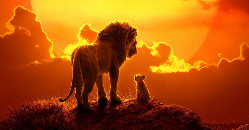 The Lion King Theatrical Poster