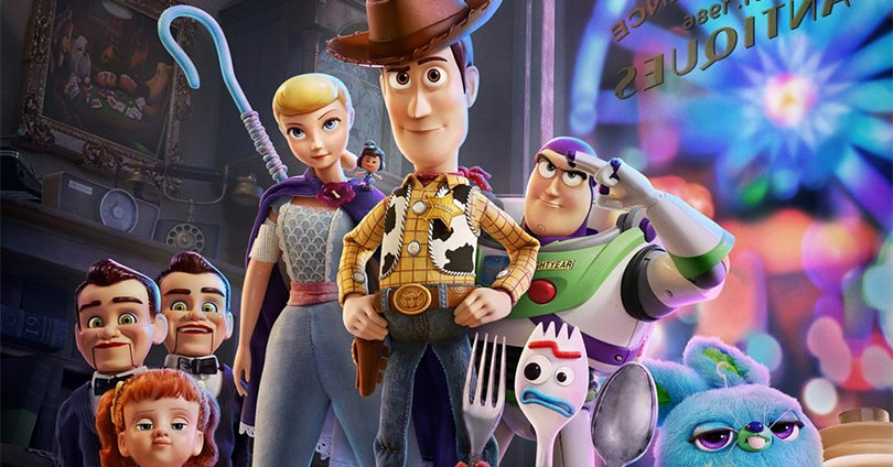 Toy Story 4 Theatrical Poster