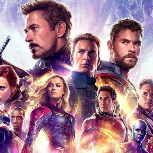 Avengers: Endgame becomes best pre-selling movie of all time