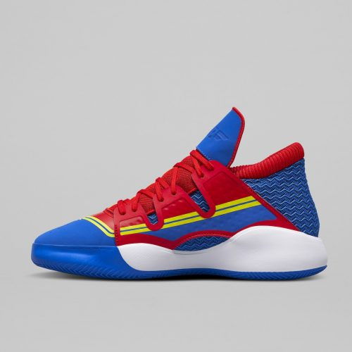 Marvel-inspired Adidas shoes coming in April and include Iron Man, Captain America, Black Panther, Captain Marvel