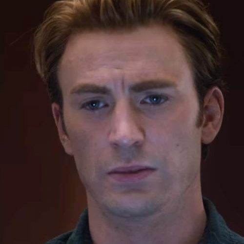 Captain America uses bad language in new Avengers: Endgame clip