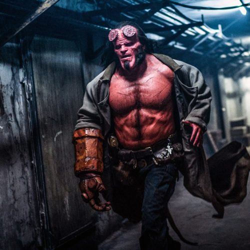 Hellboy reboot is getting slammed by critics, plus reports of drama on set