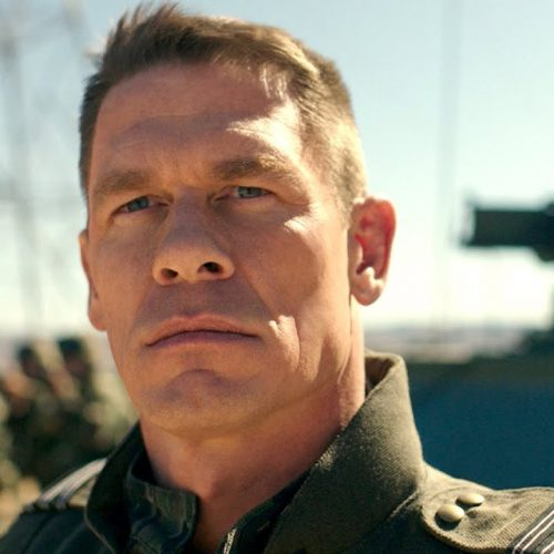 John Cena in talks for Suicide Squad 2, possibly playing Peacemaker