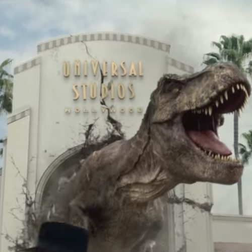 Jurassic World to replace Jurassic Park attraction at Universal Studios Hollywood