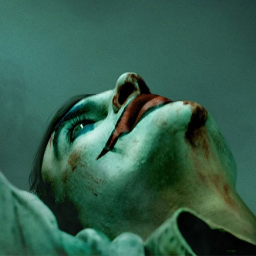 The Joker wants to put on a happy face with new teaser poster