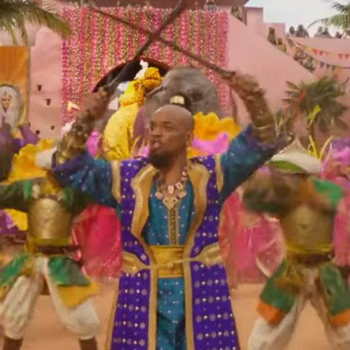 Aladdin fans rip Will Smith's version of 'Prince Ali' to pieces