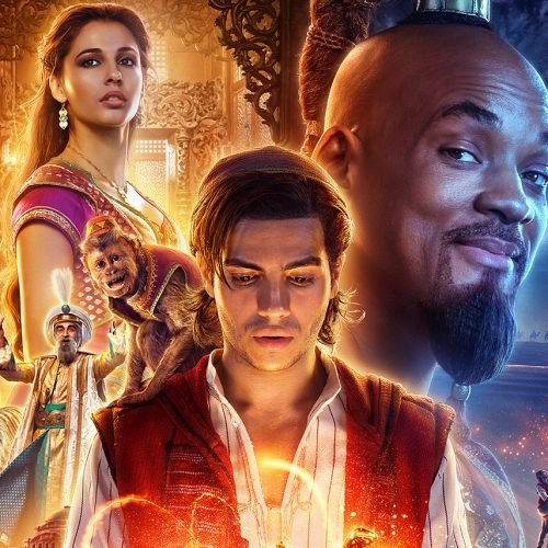 Aladdin tops Memorial Day box office weekend