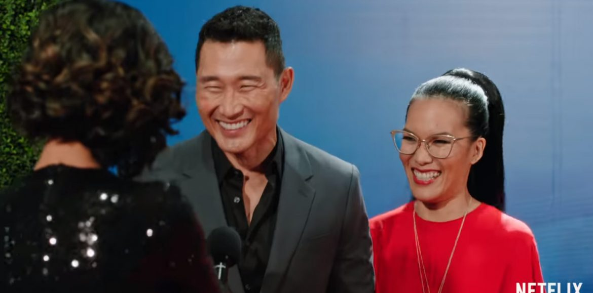 Daniel Dae Kim on Netflix's Always Be My Maybe, Keanu Reeves, food and Shang-Chi