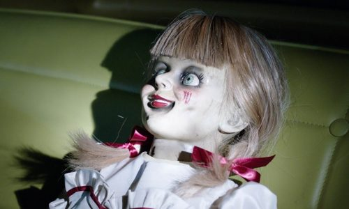 The lovable doll is back in new Annabelle Comes Home trailer