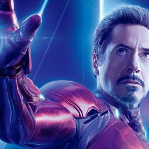 Idea for badass Iron Man scene in Avengers: Endgame came up a day before shoot