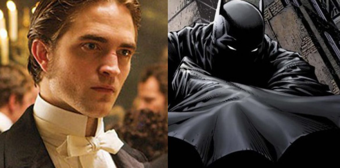 Warner Bros gives Robert Pattinson seal of approval to play Batman