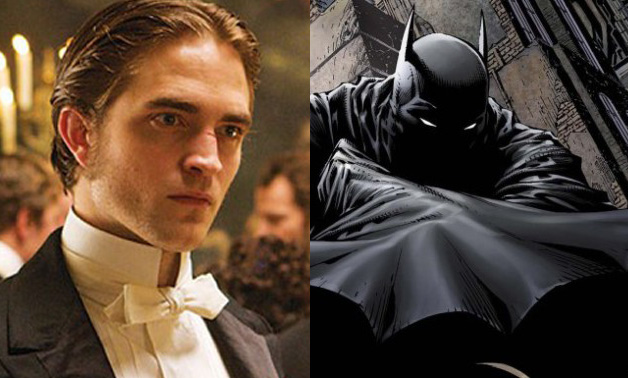 Batman Robert Pattinson Matt Reeves Warner Bros
