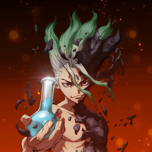 Dr. Stone is Crunchyroll's first summer simulcast series