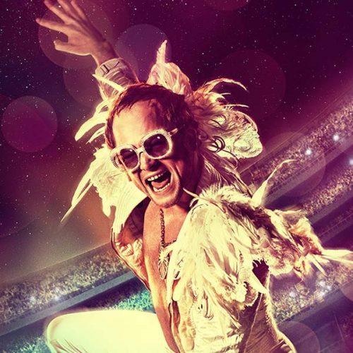 Taron Egerton is a standout as Elton John in Rocketman (review)