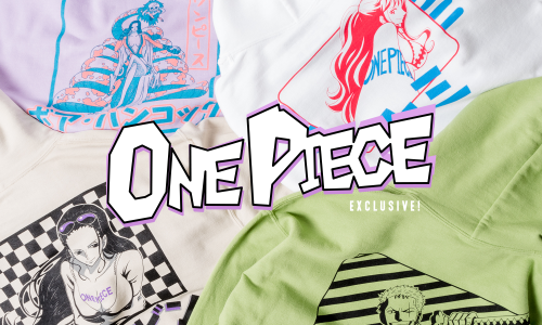 Crunchyroll launches One Piece streetwear collection