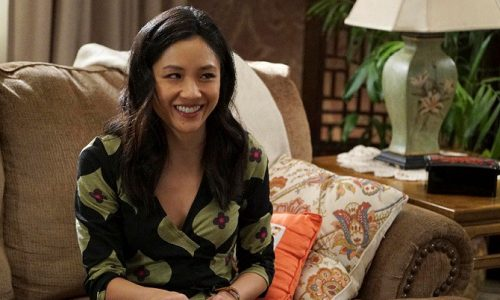 Constance Wu says 'F***ing Hell' in response to Fresh Off the Boat being renewed