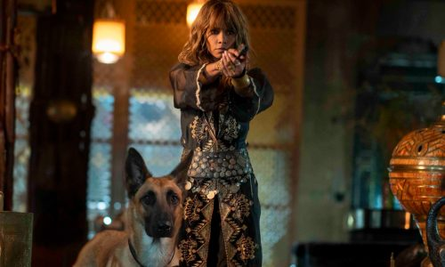 Halle Berry shows off skills at shooting range for John Wick: Chapter 3 – Parabellum