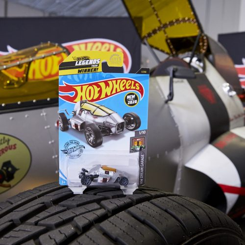 Hot Wheels uses fan's custom car for next die-cast model