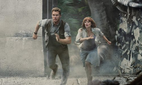 Chris Pratt, Bryce Dallas Howard and BD Wong reprise roles for Jurassic World – The Ride
