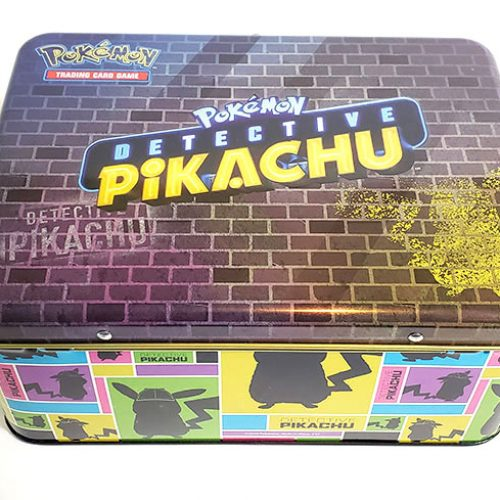 Collect new cards with Pokemon: Detective Pikachu Trading Card Game products