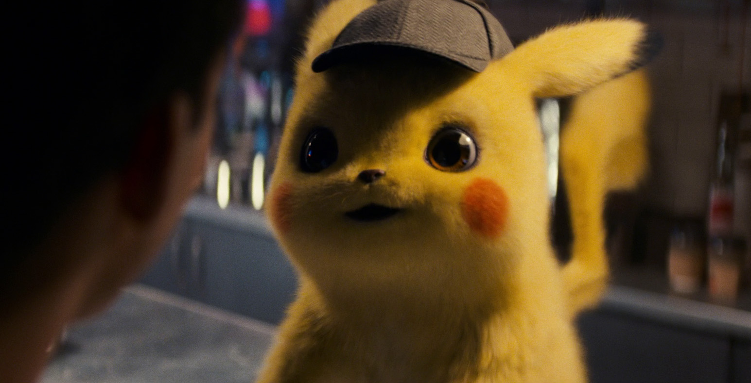Pokemon Detective Pikachu sneak peek