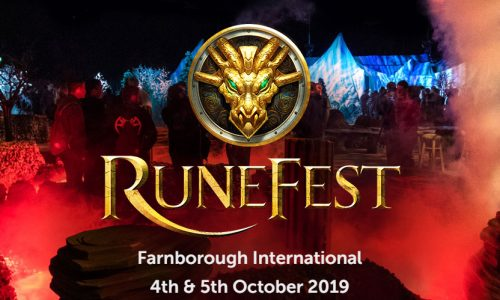 Celebrate RuneScape with RuneFest 2019 in October, tickets now on sale